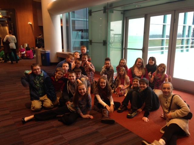 december field trip the best christmas pageant ever play in louisville ky - The Best Christmas Pageant Ever Play